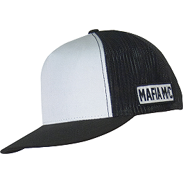 Mafia Moto Crew Snapback Hat - Dragon Icon Mesh Hat