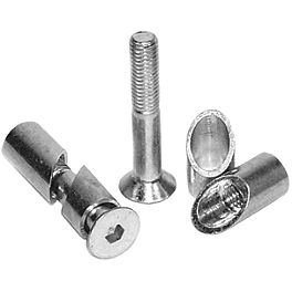 MSR D-Flectors Bar End Mount Kit - MSR D-Flectors Standard Mount Kit - 7/8