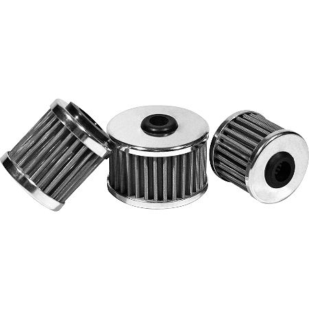MSR Stainless Oil Filter - 2nd Filter - Main