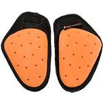 MSR D3O Hip Pads - Orange - Utility ATV Pants