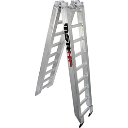 MSR Folding Ramp - 7' - Moose Straight Aluminum Folding Ramp - 7'