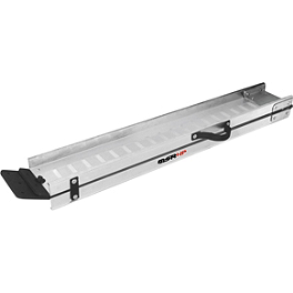 MSR Space Saver Folding Ramp - Fly Racing Folding Aluminum Ramp - 7.5'
