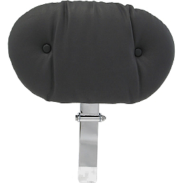 Mustang Driver Backrest - Regal - Kuryakyn Nacelle Accent Trim Pieces