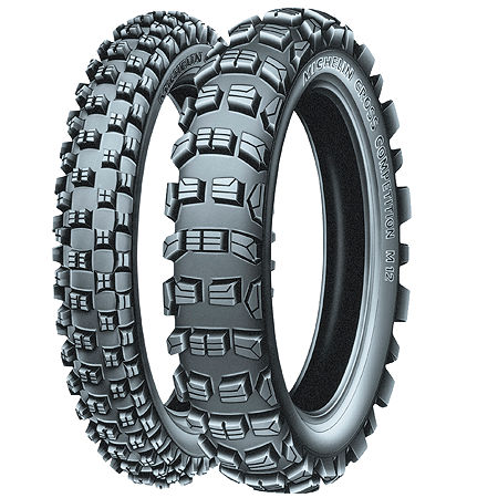 Michelin 125/250F M12 XC / S12 XC Tire Combo - Main