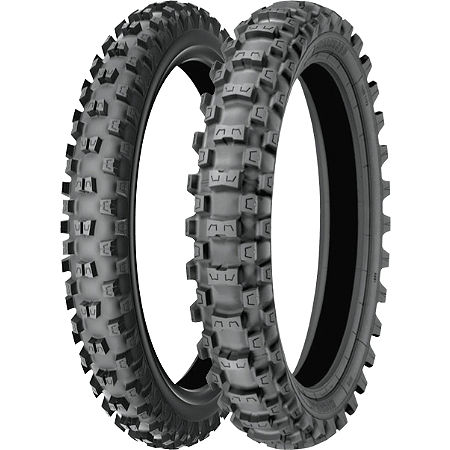 Michelin 125 / 250F Starcross Tire Combo - Main