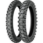 Michelin 125 / 250F Starcross Tire Combo - Michelin Dirt Bike Dirt Bike Parts