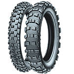 Michelin 250/450F M12 XC / S12 XC Tire Combo - Michelin Dirt Bike Dirt Bike Parts