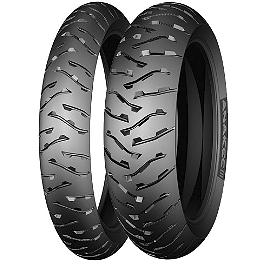 Michelin Anakee 3 Tire Combo - Michelin Anakee 3 Front Tire - 110/80-19V