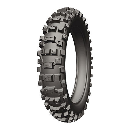 Michelin AC-10 Rear Tire - 100/100-18 - Main