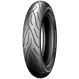 Michelin Commander II Front Tire - 130/80-17 - Michelin Commander II Rear Tire - 130/90-16