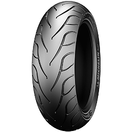 Michelin Commander II Rear Tire - 200/55-R17 - Michelin Commander II Front Tire - 130/90-16