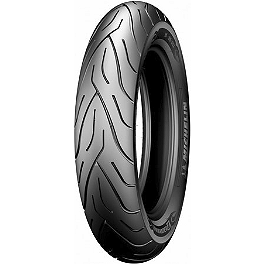 Michelin Commander II Front Tire - 90/90-21 - Michelin Commander II Rear Tire - 150/70-18