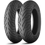 Michelin City Grip Tire Combo - Motorcycle Tires