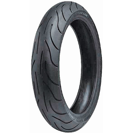 Michelin Pilot Power 2CT Front Tire - 120/70ZR17 - Main