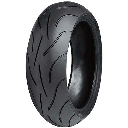 Michelin Pilot Power 2CT Rear Tire - 180/55ZR17 - Main