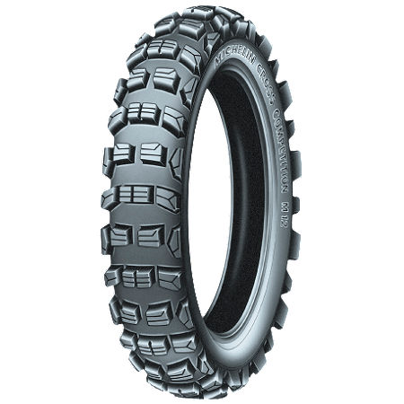 Michelin M12XC Rear Tire - 100/90-19 - Main