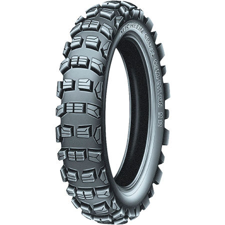 Michelin M12XC Rear Tire - 120/90-18 - Main