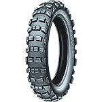 Michelin M12XC Rear Tire - 120/90-18 - Dirt Bike Rear Tires