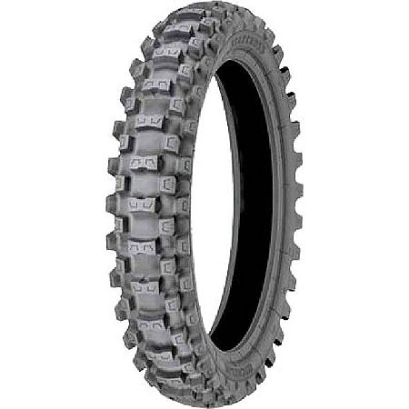 Michelin StarCross MS3 Rear Tire - 110/100-18 - Main