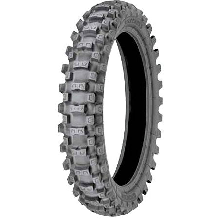 Michelin Starcross MS3 Rear Tire - 110/90-19 - Main