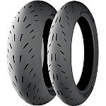 Michelin Power One Tire Combo - Michelin Power One Motorcycle Tires