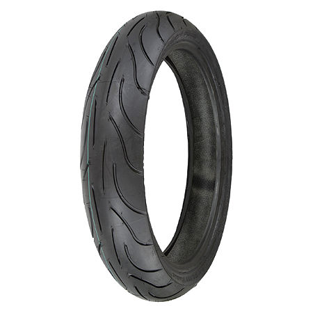 Michelin Pilot Power Front Tire - 120/65ZR17 - Main