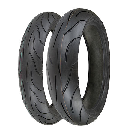 Michelin Pilot Power Tire Combo - Main