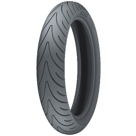 Michelin Pilot Road 2 Front Tire - 110/80ZR18 - Main