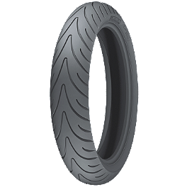 Michelin Pilot Road 2 Front Tire - 110/80ZR18 - Michelin Power Pure Tire Combo