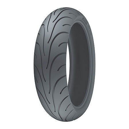Michelin Pilot Road 2 Rear Tire - 180/55ZR17 B - Main