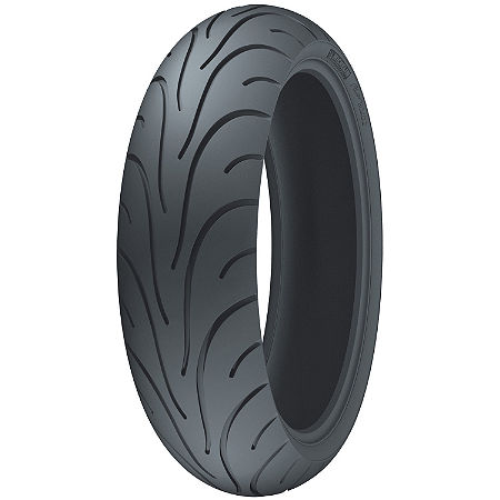 Michelin Pilot Road 2 Rear Tire - 190/55ZR17 - Main