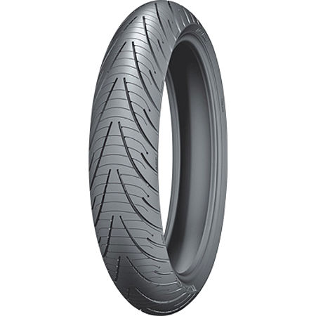 Michelin Pilot Road 3 Front Tire - 110/80R19 - Main