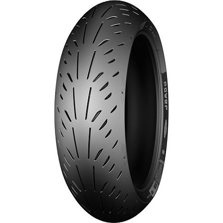 Michelin Power Supersport Rear Tire - 190/55ZR17 - Main