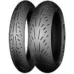 Michelin Power Supersport Tire Combo -  Motorcycle Tire Combos