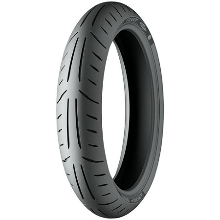 Michelin Power Pure Front Tire - 120/60ZR17 - Main