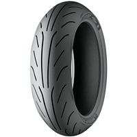 Michelin Power Pure Rear Tire - 190/50ZR17