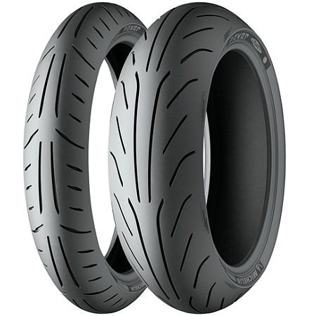 Michelin Power Pure Tire Combo - Main