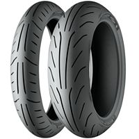 Michelin Power Pure Tire Combo
