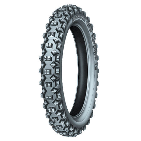 Michelin S12 XC Front Tire - 80/100-21 - Main