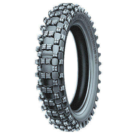 Michelin S12 XC Rear Tire - 100/100-18 - Main