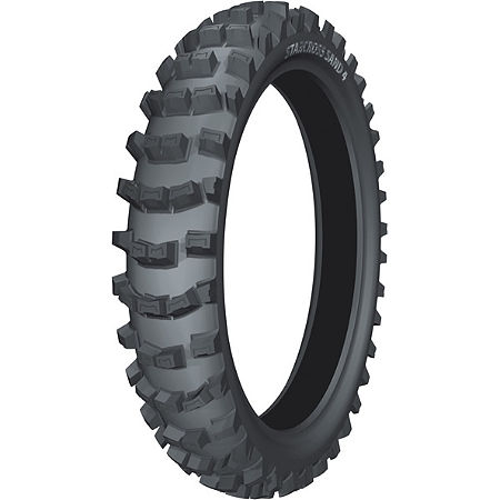 Michelin Starcross Sand 4 Rear Tire - 110/90-19 - Main