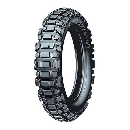 Michelin T63 Rear Tire - 130/80-17 - Main