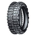 Michelin T63 Tire Combo - Dirt Bike Dual Sport-DOT Tires