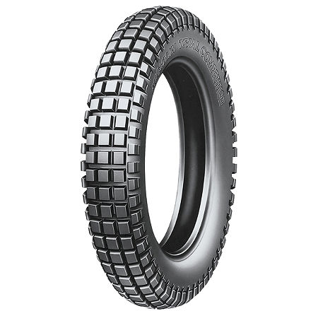 Michelin Competition Trials Tire Front - 2.75-21 - Main