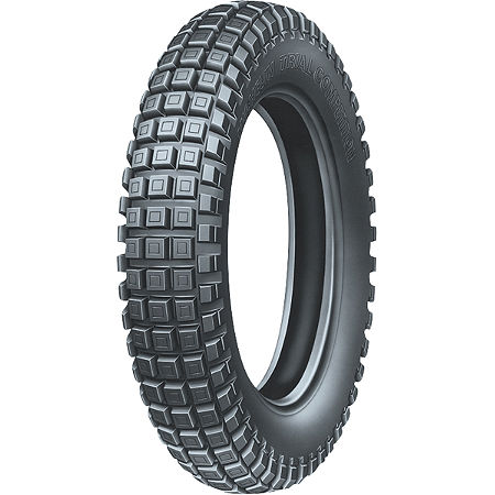 Michelin Trial Competition X11 Rear Tire - 4.00R-18 - Main