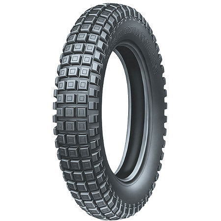 Michelin Competition Trials Tire Rear - 4.00-18 - Main
