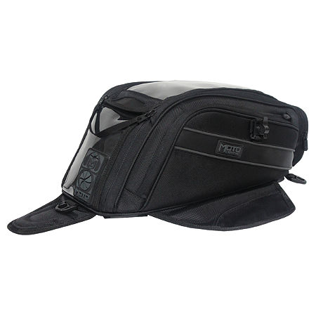 Motocentric Mototrek 19L Tank Bag - Magnetic Mount - Main