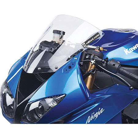 Militant Moto F22 Supersport Windscreen - Clear - Main
