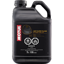 Motul Air Filter Clean - Silkolene Filter Cleaner - 4 Liter