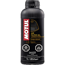 Motul Air Filter Oil - Motul Air Filter Clean
